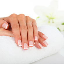 Beauty Natural Nails